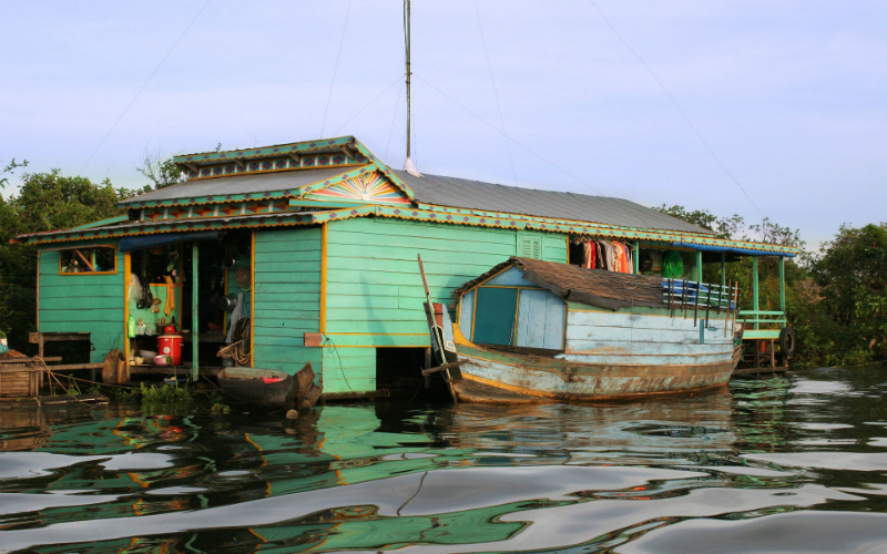 het mooiste hotel in Cambodja?
