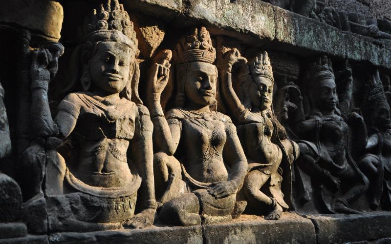 Op vakantie naar het mooie Cambodja?